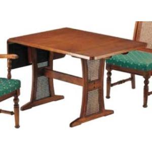 ブルージュ バタフライテーブル VE505 【三越伊勢丹プロパティ・デザイン】の写真
