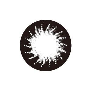 フラワーアイズ カラコン カラーコンタクトレンズ 1箱1枚入 度なし 度あり 使い捨て アマリリスブラック マンスリー デイリー 14.5mm|kagu-piena
