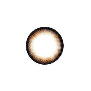フラワーアイズ カラコン カラーコンタクトレンズ 1箱2枚入 度なし 使い捨て アネモネブラウン マンスリー デイリー 14.5mm|kagu-piena