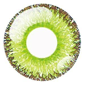 ドルチェ パーフェクト1day カラコン カラーコンタクトレンズ 1箱6枚入 度なし 皐月ミント 14.5mm 使い捨て サンドイッチ構造|kagu-piena