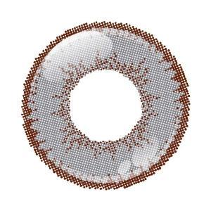 アシストシュシュ シャイニーエッジワンデー カラコン カラーコンタクトレンズ 1箱10枚入 度あり ダークメタル 男装向き 超発色 コスプレ|kagu-piena