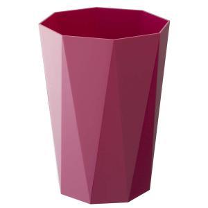 トラッシュカン ダイヤ シンプルデザイン スマートなゴミ箱 リビングがオシャレに 生活感を消したごみ箱 ホワイト ブラック ローズ ベージュ ピンク kagu-piena