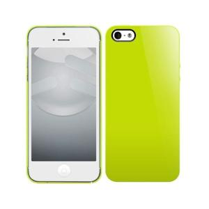 SwitchEasy NUDE for iPhone 5s/5 Lime SW-NUI5-L|kagu-plaza