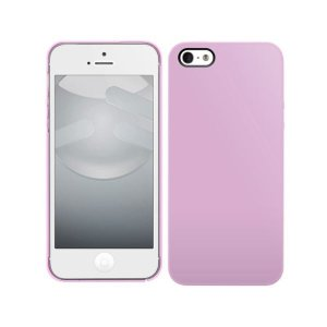 SwitchEasy NUDE for iPhone 5s/5 Lilac SW-NUI5-LC|kagu-plaza