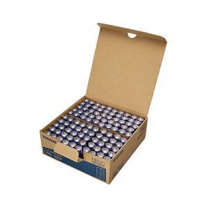 【商品名】 東芝 アルカリ乾電池 単3形 100本パック LR6L 100P