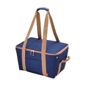 【商品名】 (まとめ)サーモス 保冷買い物カゴ用バッグ ブルー REJ-025BL 1個【×2セット...