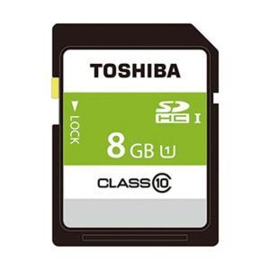(まとめ)東芝 SDカード 8GB 1個 SDAR40N08G〔×5セット〕|kagu-plaza