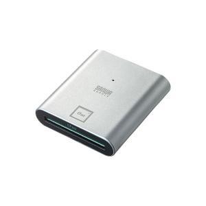 サンワサプライ USB Type-C CFastカードリーダー ADR-3TCCFAST1 kagu-plaza