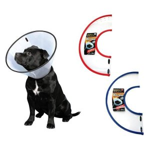 FANTASY WORLD 犬・猫用ラクラクペットカラー VET Collar(ベットカラー) XSサイズ kagu-plaza