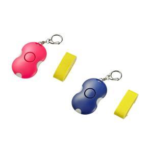 左右のスイッチを同時に押すとアラーム音が鳴ります。 製造国:中国 素材・材質:ABS 商品サイズ:幅...
