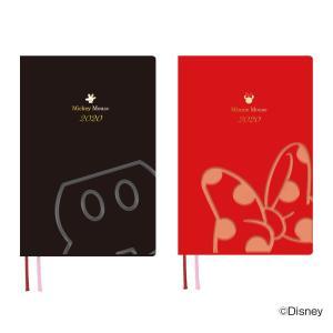 ディズニーB6手帳2020年  Mickey&Minnie|kagu-plaza