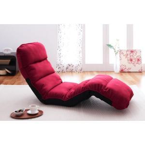 座椅子 チェア ハイバック おしゃれ リクライニング コンパクト 1人 ゲーム ごろ寝 座椅子ソファー 高座椅子 フルフラット フロアリクライニングチェア  1P|kagu-refined