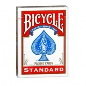 BICYCLE バイスクル ライダーバック808 新パッケージ-レッド-|kagu-refined
