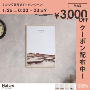 自然の風景を収めたおしゃれなアートパネルです。 お部屋の主役になるアートパネルは壁に飾ったり、床に置...