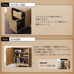 【単品】リビングボード リビング ボード 台 机 日本産 おしゃれ シンプル デスク 使いやすさ 収納 つくえ kagu350 12
