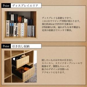 【単品】リビングボード リビング ボード 台 机 日本産 おしゃれ シンプル デスク 使いやすさ 収納 つくえ kagu350 10