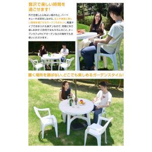 【ガーデンセット】5点 チェア テーブルセット 庭 テーブル|kagu350|03