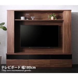 【Dewey】 テレビボード 壁掛け ハイタイプ デューイ プレミアム