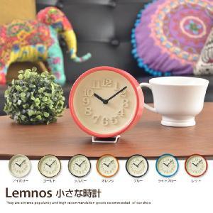 リキクロック めざまし時計 目ざまし時計 掛け時計 掛時計 とけい カラフル シンプル 渡辺力 時計 プレゼント トケイ ギフト 置時計 コンパクト|kagu350