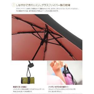 傘 かさ カサ ブランド 50cm アンブレラ グラスファーバー|kagu350|04