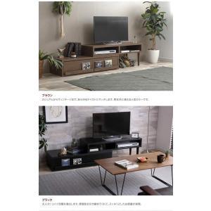 テレビ台 テレビボード コーナー ローボード ...の詳細画像4