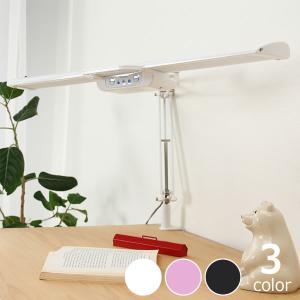 学習環境を快適にするコイズミオリジナルのクランプ式LEDライト。シンプルなデザインと、様々な機能が取...