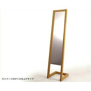 ナラ無垢の木製スタンドミラー miyakonjo product(ミヤコンジョプロダクト) COMISEN(コミセン)シリーズ 小泉誠デザイン ※代引き不可|kagu