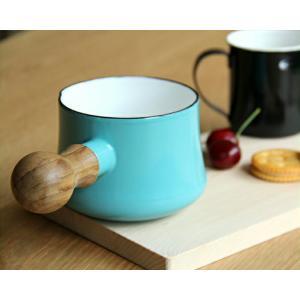 DANSK(ダンスク) コベンスタイル ミルクパン バターウォーマー 片手鍋9.5cm ティール|kagu