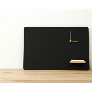La Luz(ラルース) 黒板クロックボード kagu