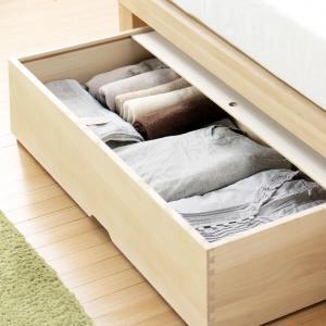 [国産]天然木の桐無垢材を使用した収納ボックスです。職人が1つ1つ丁寧に手作りし、蟻組みという技法を...