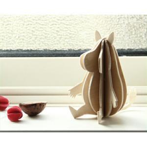 lovi(ロヴィ) 白樺のオブジェ Moomin(ムーミン)(1個入り)  ※代引き不可|kagu