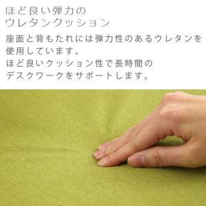 キッズチェア 学習椅子 勉強チェア 回転チェア 椅子 イス いす 子ども 子供部屋 おしゃれ インテリア リビング|kagubiyori|11