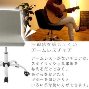キッズチェア 学習椅子 勉強チェア 回転チェア 椅子 イス いす 子ども 子供部屋 おしゃれ インテリア リビング|kagubiyori|12