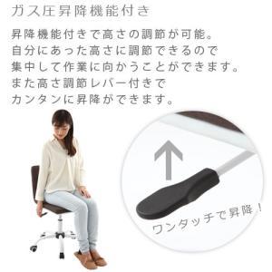キッズチェア 学習椅子 勉強チェア 回転チェア 椅子 イス いす 子ども 子供部屋 おしゃれ インテリア リビング|kagubiyori|14