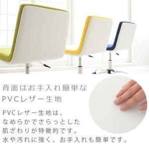 キッズチェア 学習椅子 勉強チェア 回転チェア 椅子 イス いす 子ども 子供部屋 おしゃれ インテリア リビング|kagubiyori|19