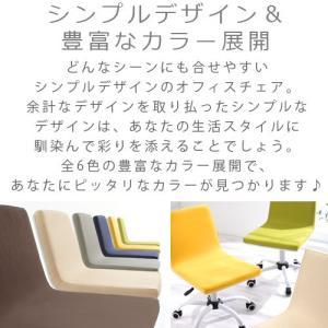キッズチェア 学習椅子 勉強チェア 回転チェア 椅子 イス いす 子ども 子供部屋 おしゃれ インテリア リビング|kagubiyori|06