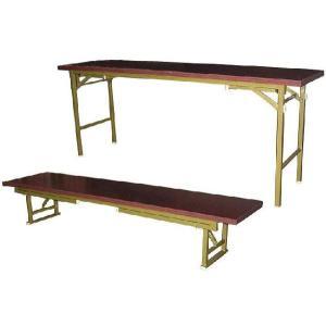 会議テーブル兼用タイプ180X45cm・日本製|kaguch