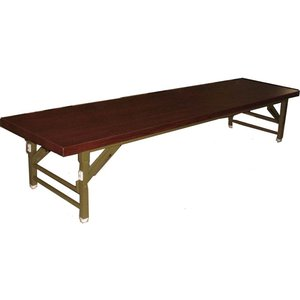 180cm 幅 X 45cm 会議テーブル 座卓|kaguch