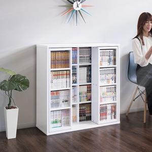 本棚 奥深 スライド書棚 幅90  ダブルスライド|kagudoki|04