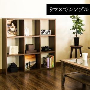 シェルフ A4 本棚 木製 おしゃれ 正方形 LPレコード|kagudoki|04