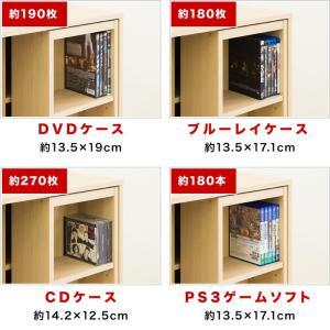 本棚 スライド本棚 幅60cm 奥深 シングルスライド|kagudoki|12