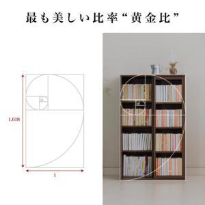 本棚 スライド本棚 幅60cm 奥深 シングルスライド|kagudoki|04