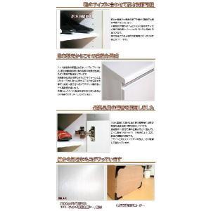 シューズボックス 大容量 完成品 シューズボックス 幅90 ロータイプ 開き戸|kagudoki|03