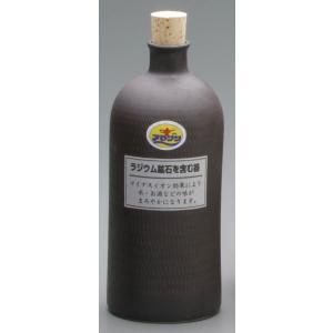 ラジウムボトル(黒短) 家具|kaguemon