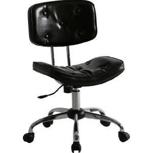椅子 チェアー オフィス 合皮 合成皮革 家具|kaguemon
