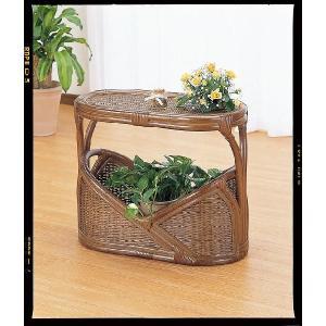 籐家具 テーブル ラック 籐 ラタン アジアン 家具|kaguemon