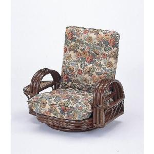座椅子 籐 籐家具 籐椅子   リクライニング 家具|kaguemon