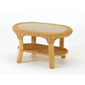 テーブル アジアン 籐家具 家具 kaguemon