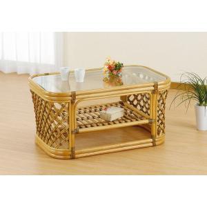 テーブル アジアン 籐家具 ラタン 家具 kaguemon