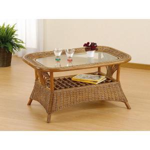 テーブル 籐家具 ラタン アジアン 家具 kaguemon